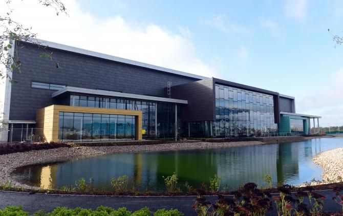 MTC-ARC Ansty Business Park: Swipe To View More Images