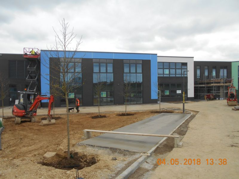 Poplar Farm Primary School: Swipe To View More Images