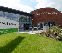 Worksop Bus Station, Worksop - Wates Construction